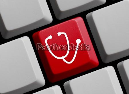 find doctor or hospital online