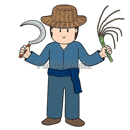 vector of farmer