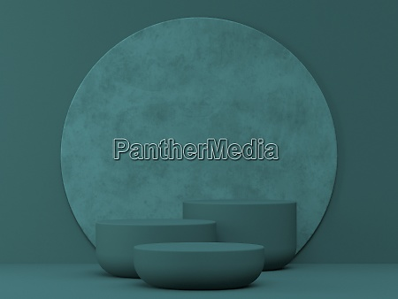 mock up for product presentation textured