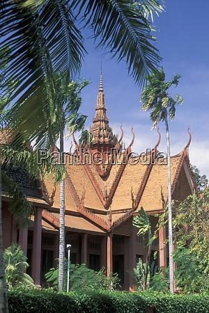 cambodia phnom penh national museum