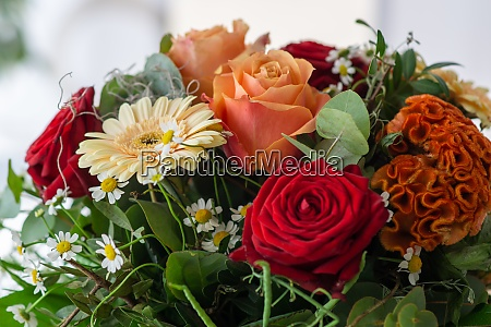 a thank you from flowers