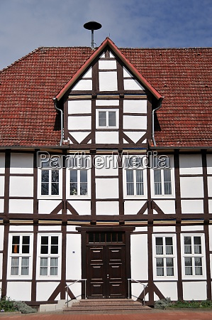 town hall of barsinghausen