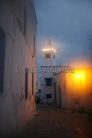 tunisia sidi bou said old town