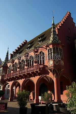 historical department store in freiburg im