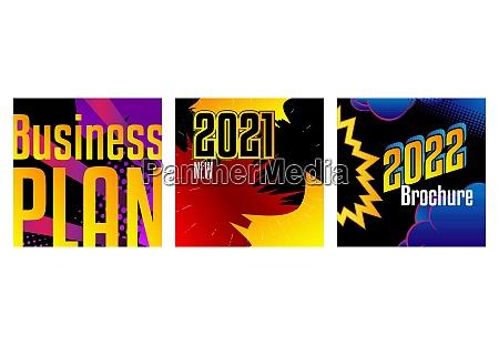 comic book business presentation template