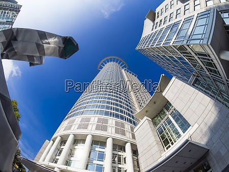 germany hesse frankfurt westend tower dz