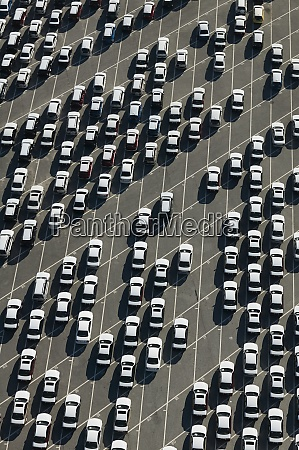 usa maryland aerial photograph of cars