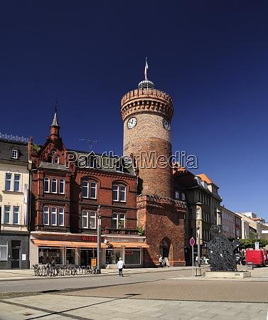 germany brandenburg cottbus brandenburg square with
