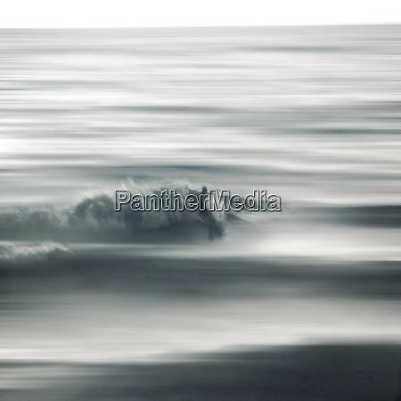 france atlantic ocean surfer blurred