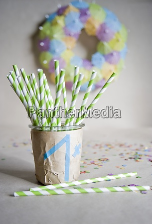 self made decoration for childrens birthday