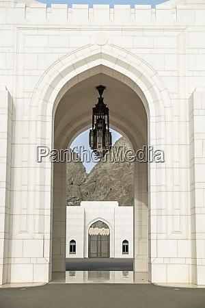 oman muscat qasr al alam palace