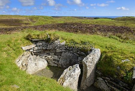united kingdom scotland highland lybster cairn