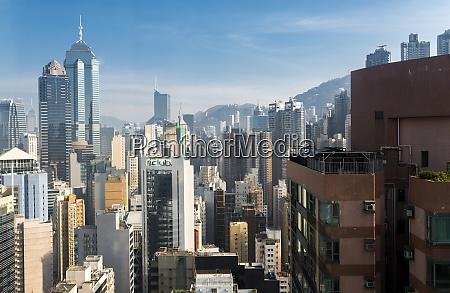 china hong kong sheung wang and