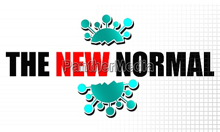 new normal concept for new daily
