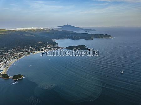 russia primorsky krai andreyevka aerial view