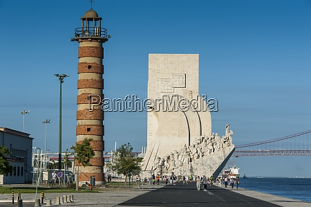 portugal lisbon belem monument to the