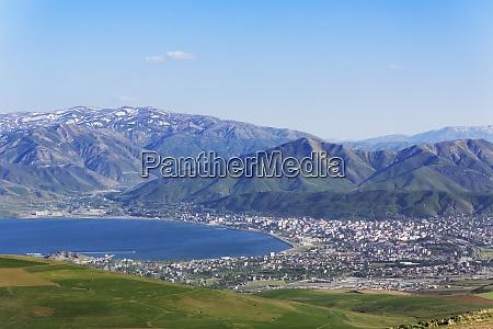 turkey east anatolia lake van and