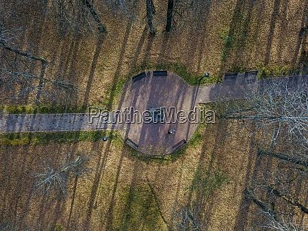 russia moscow oblast sergiyev posad aerial