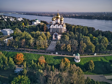 aerial, view, of, assumption, cathedral, by - 29120907