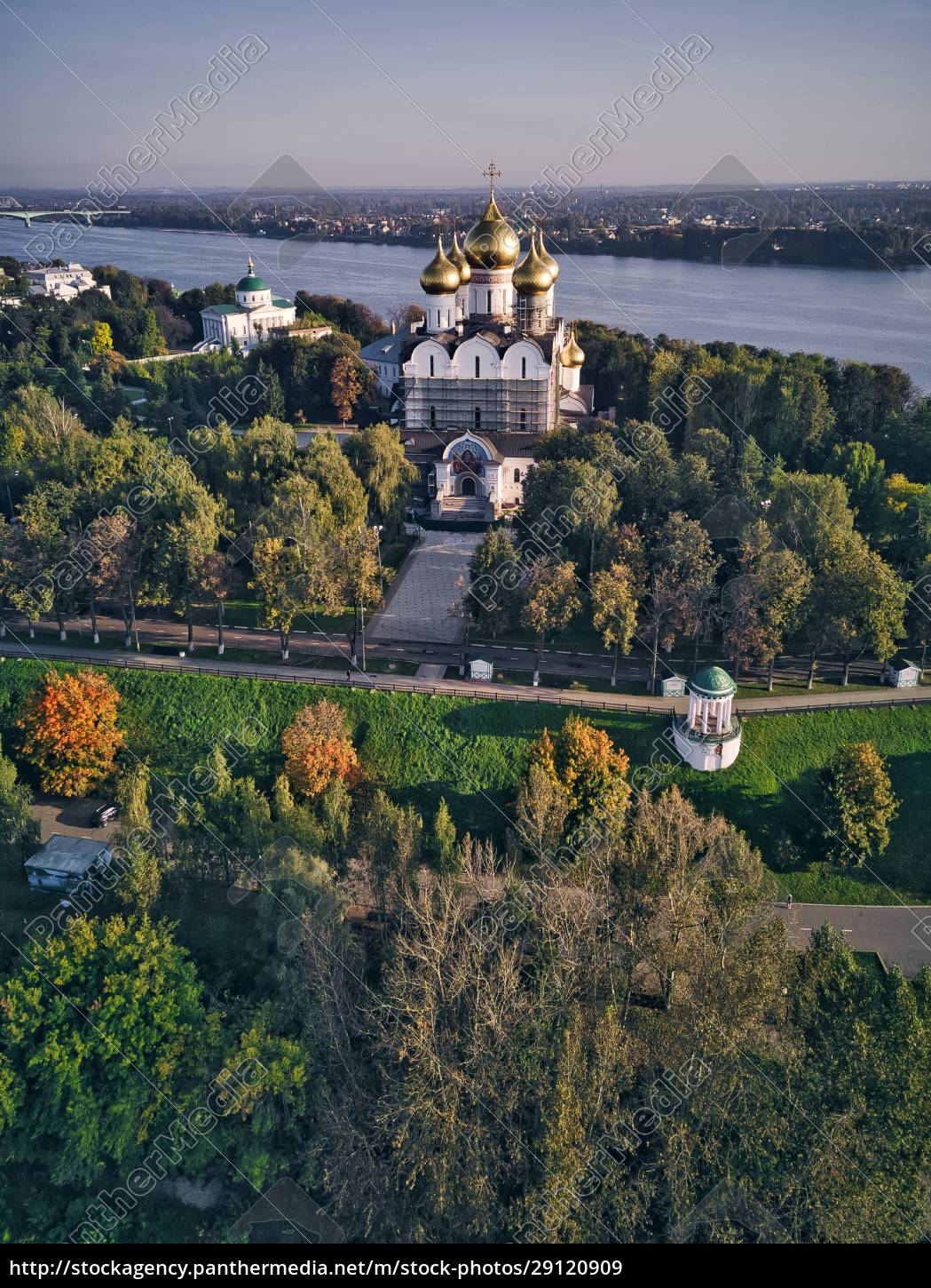 aerial, view, of, assumption, cathedral, by - 29120909