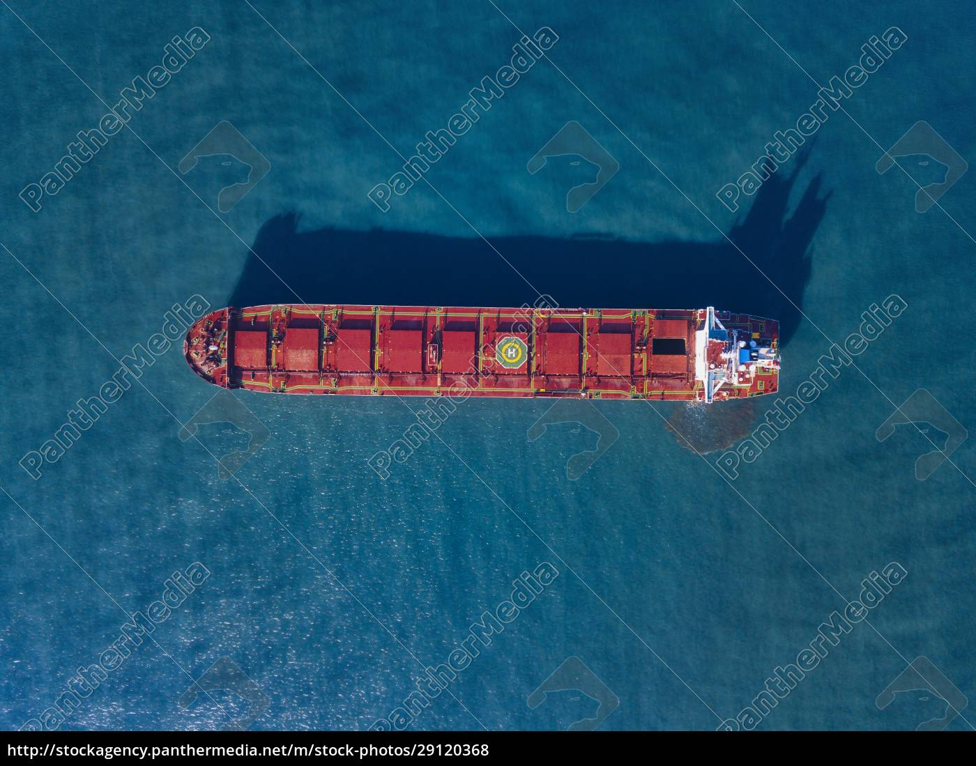 aerial, view, of, container, ship, sailing - 29120368