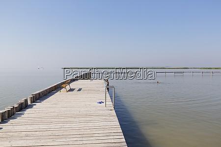 austria burgenland lake neusiedl swimming area