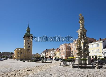 austria lower austria main square townhall