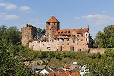 germany bavaria rieneck rieneck castle