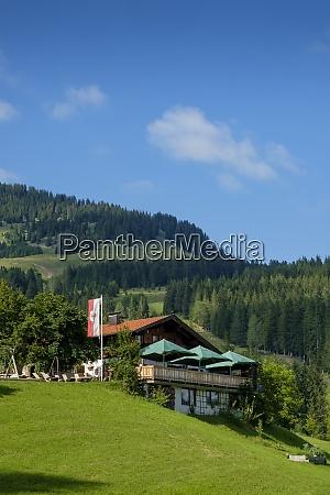 austria tyrol stoana alm inn in