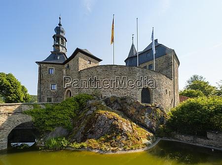 germany ludwigstadt lauenstein castle