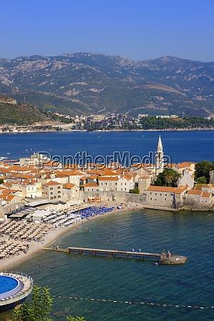 montenegro adriatic coast budva