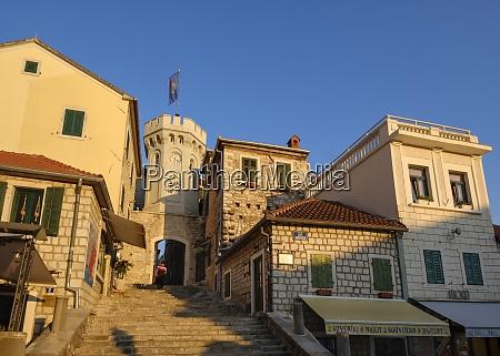 montenegro bay of kotor herceg novi