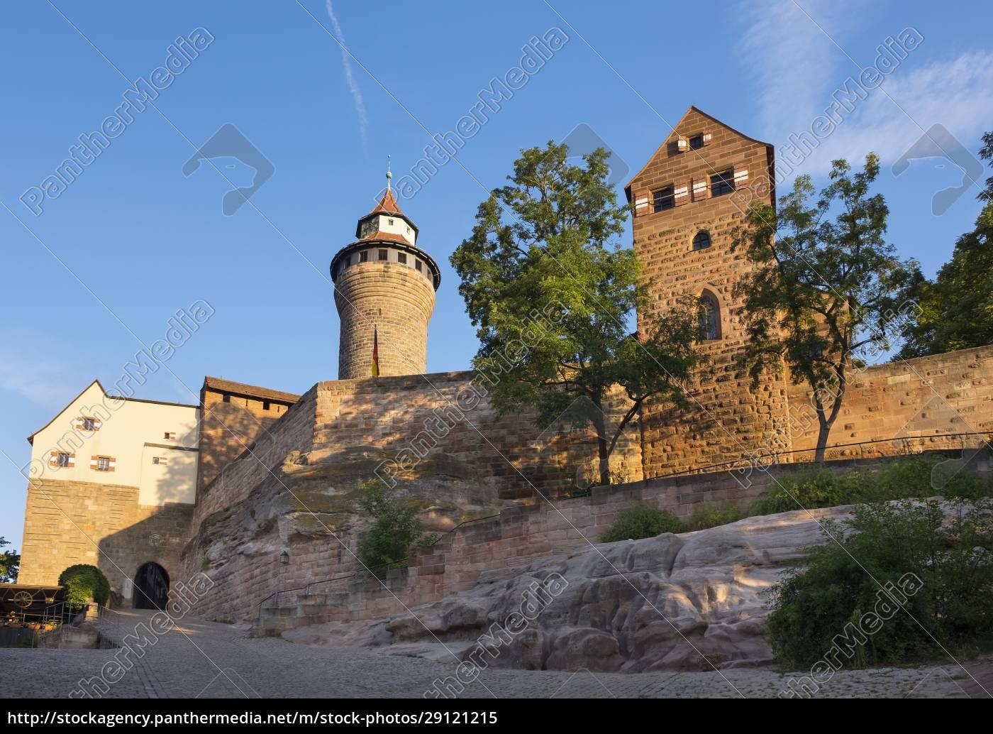 germany, , bavaria, , middle, franconia, , nuremberg, , imperial - 29121215