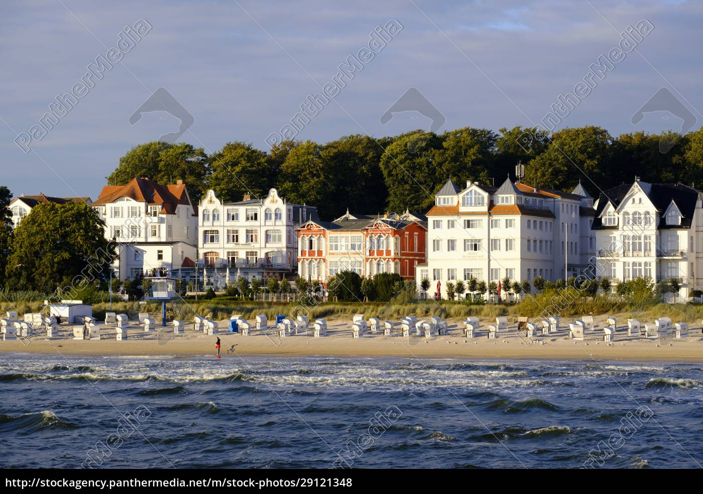 germany, , usedom, , bansin, , view, to, the - 29121348
