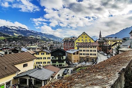 austria tyrol kitzbuehel