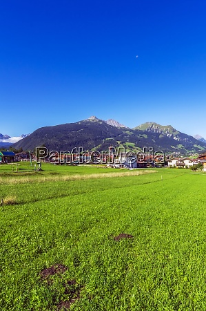 austria, , tyrol, , ehrwald, , mountain, village, in - 29126671