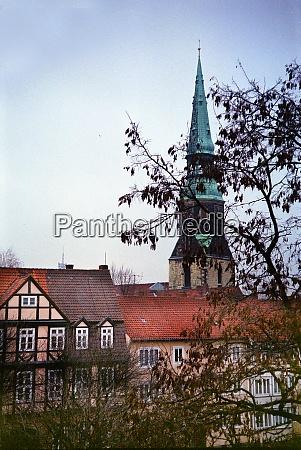 cross church in hannover