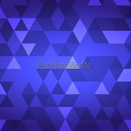 abstraction blue background many small multicolored
