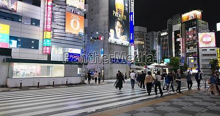 tokyo japan 30 june 2019 ikebukoro