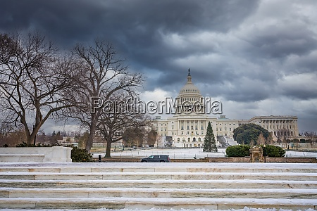 us capitol in washington dc at