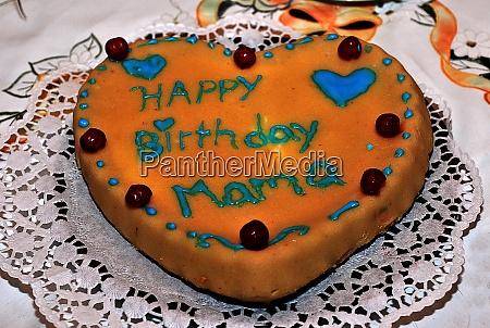 moms birthday cake