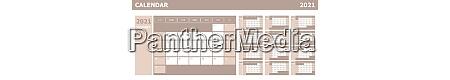 calendar 2021 week start sunday corporate