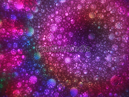 abstract look different colors strange background