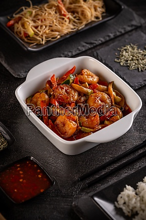 chinese style food