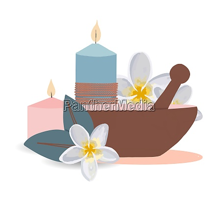 composition of cosmetic products cosmetics vector