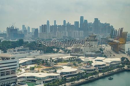 singapore sentosa island landscape resort