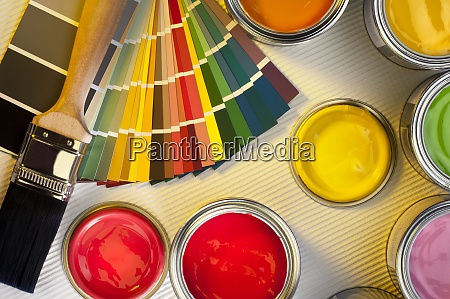 painting and decorating interior design