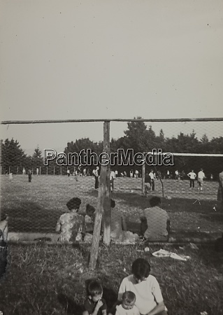 amateur soccer in 60s