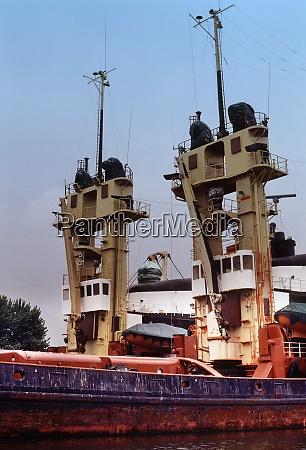 ship in bremerhaven