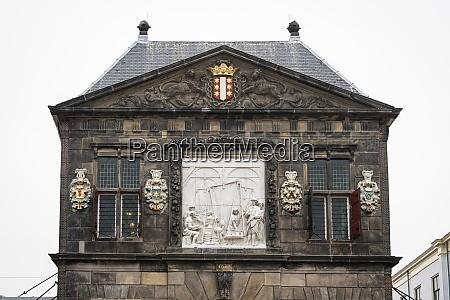 the weigh house gouda holland